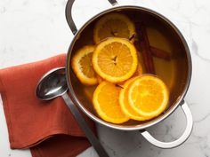 Mulled Cider from FoodNetwork.com