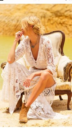 Spell THE Gypsy Collective Woodstock Maxi Dress | eBay