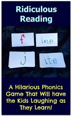 Left Pile: letters and consonant blends. Right Pile: word endings. Can also be done with syllable cards. Points are given for real words and students can make up definitions for nonsense words.
