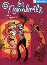 Lorsque je bouquinais, je regardais ces bandes dessinées rapidement et avec un regard un peu hautain. J'étais certaine qu'elles étaient sexistes et superficielles.
