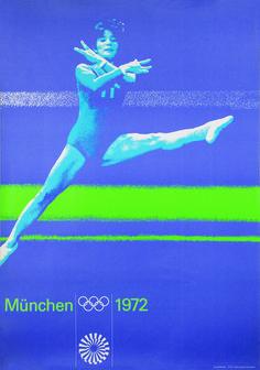 Memories of Munchen 1972  gymnastic_sport_poster