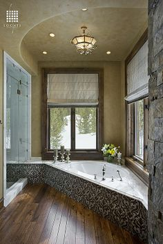Rustic Master Bathroom - Found on Zillow Digs. What do you think?