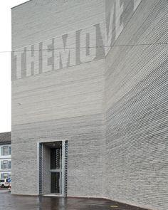 Christ & Gantenbein completes new monochrome building for Kunstmuseum Basel