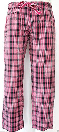 d69801903 New Women s Ladies Designer Pyjama Bottoms Lounge Pants Trousers Night PJS  8-18 (8 10-UK
