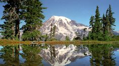Mount Rainier USA