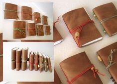Handmade Books under 10cm
