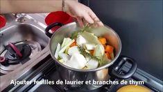 Recette: Soupe aux légumes facile à l'autocuiseur