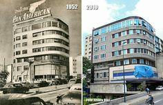 Edificio Pan-Am (1952-2010) Art Deco Buildings, My Town, Ny Times, Liverpool, Nostalgia, Multi Story Building, America, Architecture, Retro
