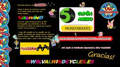 Código Descuento para usuarios de MundoBikerhttp://valwindcycles.es/blog/codigo-descuento-para-usuarios-de-mundobiker