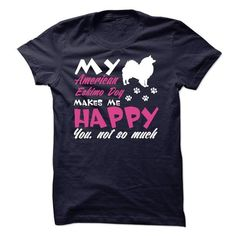 American Eskimo Dog - #jean shirt #hoodie jacket. THE BEST => https://www.sunfrog.com/Pets/American-Eskimo-Dog-42636225-Guys.html?68278