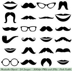 Our Mustache Photoshop Brush set contains 24 high-resolution brushes within an ABR file. The ABR file works with Photoshop CS and above and Elements 4 and Moustaches, Shopping Clipart, Image Clipart, Brush Sets, Photoshop Brushes, Psd Brushes, Photoshop Tips, Handmade Crafts, Embroidery Patterns