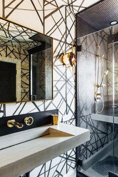 How to Style your Bathroom like Kelly Wearstler