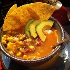 Weight Watchers Taco Soup recipe