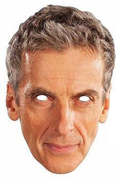 Mask Pack - Peter Capaldi Doctor Who Card Face Mask (The 12th Doctor) - Includes 6X4 (15X10Cm) Star Photo includes 6x4 inch (15cm x 10cm) Star Photo - http://moviemasks.co.uk/shop/mask-pack-peter-capaldi-doctor-who-card-face-mask-the-12th-doctor-includes-6x4-15x10cm-star-photo-includes-6x4-inch-15cm-x-10cm-star-photo
