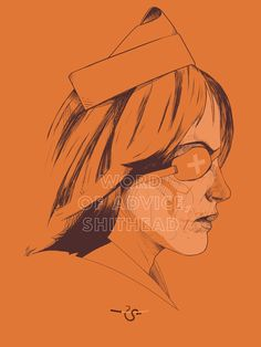 Elle Driver, a.k.a. California Mountain Snake • '14 Art Print, $100.00 by Healthy Rhythm Gallery Store