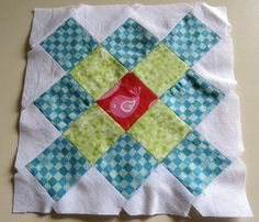 Ex Farmer's Wife quilt.