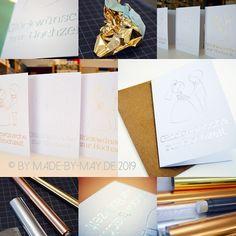 Made-by-May: Glück ist teilbar und vermehrt sich trotzdem Papercraft