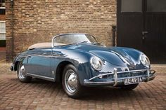 It's not easy to describe a beauty, but I know it when I see one. Here's one: 1957 Porsche 356 :)