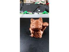 maneki-neko -lucky cat- by pezzer2003