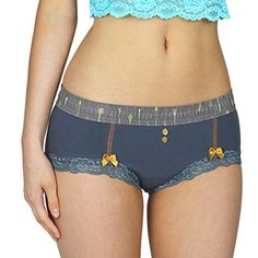 Pleasant Dmart7Deal Boxer Panties Womens 100 Cotton Safety Pants Mid Short Hairstyles For Black Women Fulllsitofus