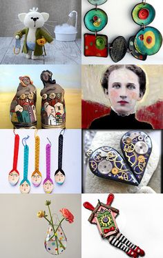 Life is full of colors by Cami on Etsy--Pinned with TreasuryPin.com
