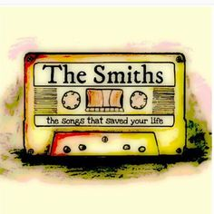 The Smiths, on cassette.