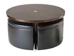 Soiree Coffee Table with Bench