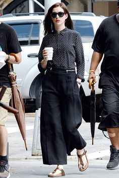 Anne Hathaway: The Intern