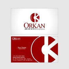 Arte campeã do projeto Orkan Calçados