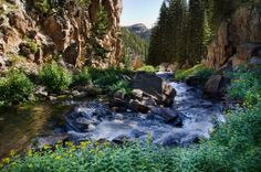 Rocky Mountain National Park jigsaw puzzle in Waterfalls puzzles on TheJigsawPuzzles.com