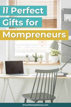 Can someone send this to my husband? Love these gift ideas for at-home entrepreneurs! Would really love to get that light therapy lamp or a membership to Headspace. Make More Money, Make Money From Home, Make Money Online, Entrepreneur, Retirement Planning, Home Hacks, Money Management, Money Tips, Frugal Living