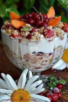 retete pentru micul dejun Camembert Cheese, Cheesecake, Pudding, Breakfast, Desserts, Food, Diet, Morning Coffee, Meal
