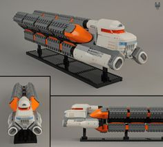 Spacetruck by Robiwan_Kenobi... - PimpMyBricks