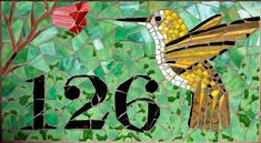 mosaic house number plaque | mosaic-house-number-plaque-1.jpg