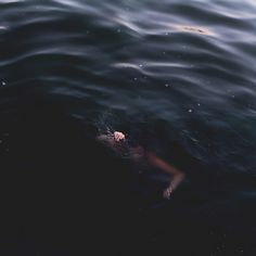 When you feel like drowning dont forget that your savior walks on water.