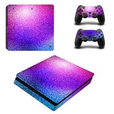 Video Games & Consoles Capable Ps4 Slim Sticker Console Decal Playstation 4 Controller Vinyl Ps4 Ski 420 Skin 2 Outstanding Features