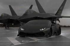 Render: Widebody Lamborghini Huracan LB Performance.
