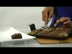Slice Solutions Brownie Pan @ Bed Bath & Beyond (+playlist)