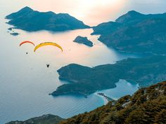 Whether it's hot air ballooning over Turkey or swimming with dolphins in the Atlantic, these 30 activities are guaranteed to thrill—and change your entire outlook on life.