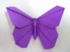 ADOBRACIA: Origami Simples: Borboleta De Michael LaFosse (Com Diagrama) Criação: Michael G. Lafosse - Livro: Advanced Origami Origami Modular, Instruções Origami, Origami And Quilling, Origami And Kirigami, Origami Butterfly, Origami Folding, Quilling Paper Craft, Iris Folding, Origami Ideas