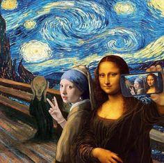Selfie time BluzJam originally shared Google+