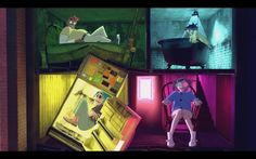 """After being deprived of new material for six years, fans can't get enough the Gorillaz.  Making a triumphant return to the music world with tracks like """"Andromeda,"""" """"Ascension"""" and """"We've Got The Power,"""" the Gorillaz have raised the bar even higher with new visuals for """"Saturn Barz"""".  The record-breaking animated video was made available in 360-degree virtual reality, and already has over 5 million views on YouTube.  3 million of those views occurred within the first 48 hours of being…"""