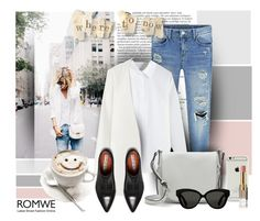 """""""where....?"""" by sandevapetq ❤ liked on Polyvore featuring Balmain, Non, Acne Studios, Vince Camuto and Linda Farrow"""