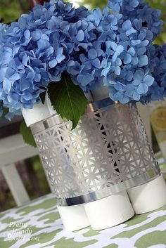 close_up_hydrangea_centerpiece