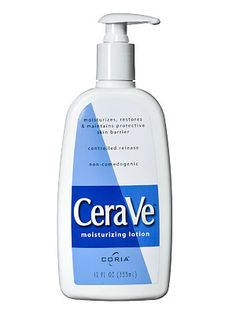 Cerave - InStyle Best Beauty Buys 2013 Winner #instylebbb - best body lotion!!