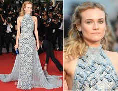 Diane Kruger In Prada - 'Disorder' Cannes Film Festival Premiere