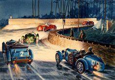 Daniel Picot Le Mans 1935