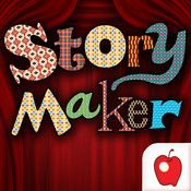 Story Maker- needs in-app purchases which can't be purchased through the district program