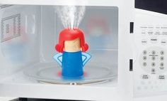 image for Angry Mother Microwave Cleaner