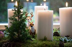 adventskrans 2014 hjemmelavet inspiration